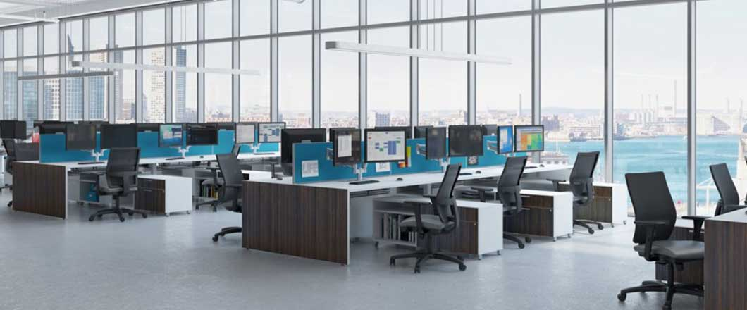 Office Space Design | Ann Arbor U0026 Livonia, MI | Wolverine Commercial  Furnishings