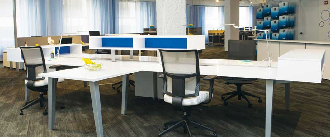 Beau Used Office Furniture | Ann Arbor U0026 Livonia, MI | Wolverine Commercial  Furnishings