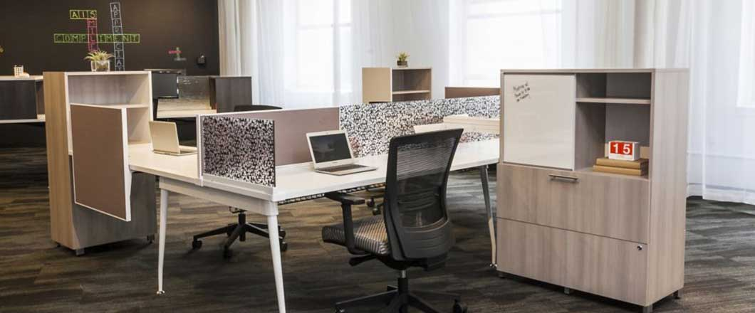 Improve The Bottom Line For Your Business. Call Us Today To Learn More  About Our Money Saving Office Furniture Services.